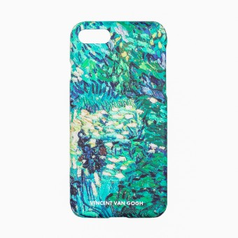 "Iphone 7 case ""Lilac bush"""