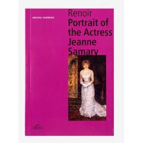Pierre Auguste Renoir. Portrait of the Actress Jeanne Samary. Mikhail Guerman
