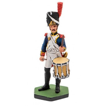 Grenadier Drummer. France