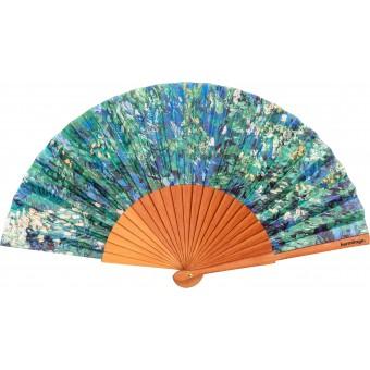 """Fan """"Lilac Bush"""""""