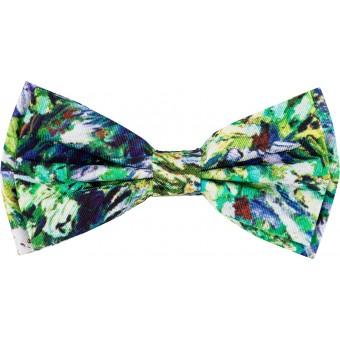 """Bow-tie """"Van Gogh. Lilac Bush"""""""