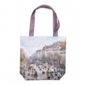"Bag ""Boulevard Montmartre in Paris"""