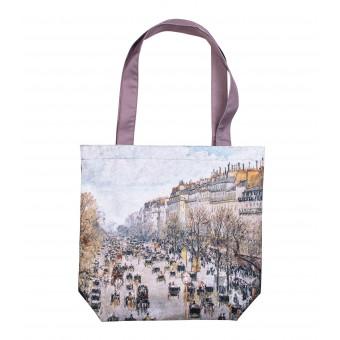 "Bag ""Boulevard Montmartre in Paris"""