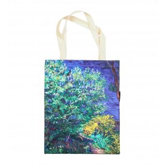 """Bag """"Lilac Bush"""""""