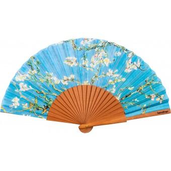 """Fan """"Almond Blossoms"""""""