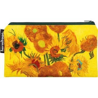 "Cosmetic Bag ""Sunflowers"""