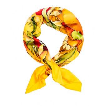 Batik Van Gogh. Sunflowers