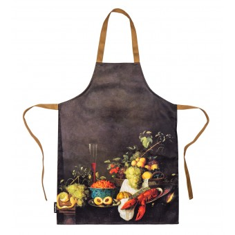 "Apron ""Grapes in a Basket"""