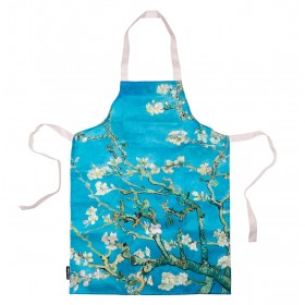 "Apron ""Almond Blossoms"""