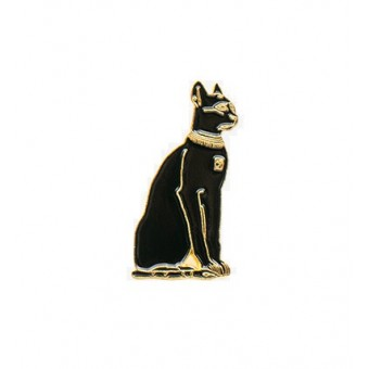 "Badge ""Egyptian Cat"""