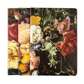 "Notepad set ""Flowers"" А5"