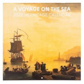 "Calendar ""A Voyage of The Sea"" 2020"