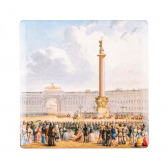 "Magnet ""View of Palace Square"""