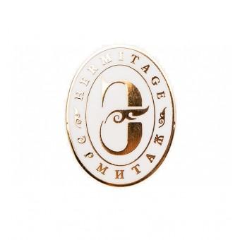 """Badge """"Hermitage"""""""