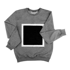 "Sweatshirt ""Black square"""