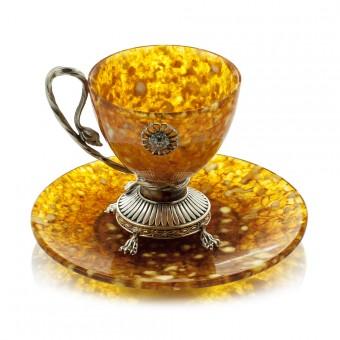 "Amber Tea Set ""Caesar"""