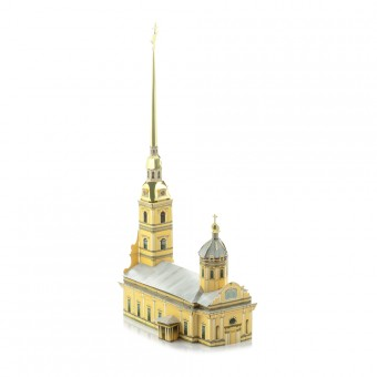 """""""Peter and Paul Cathedral"""" 3D Model Kit"""
