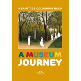 """""""A museum journey. Colouring book"""""""