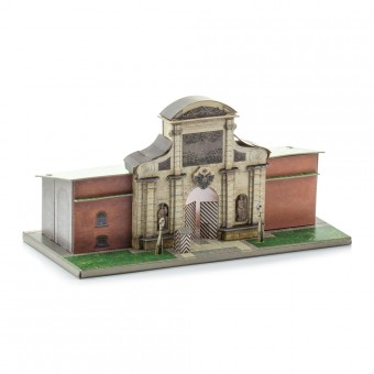 """Peter's Gate"" 3D Model kit"