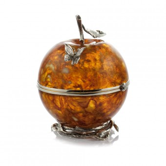 "Amber Box ""A Paradise Apple"""