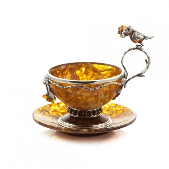 "Amber Tea Set ""Robin"""