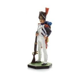 Dismounted soldier figurine