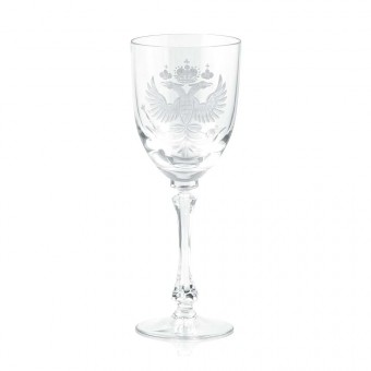 """""""Eagle"""" Vodka Glass"""