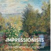 "Сalendar 2018 ""Impressionists and french painting of 20th century"""