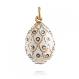 """Pine Cone"" Brass pendant"