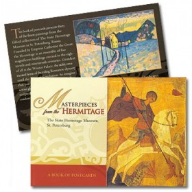Masterpieces from the Hermitage. A Book of Postcards