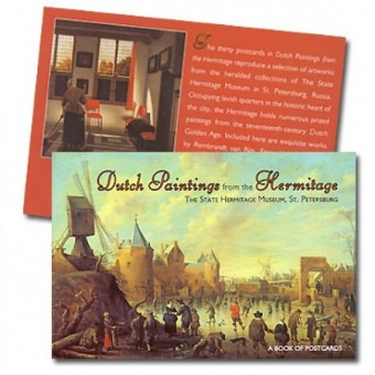 Dutch Paintings from the Hermitage. A Book of Postcards