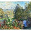 Corner of the Garden at Montgeron. By Claude Monet