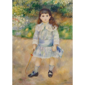 Boy with a Whip. By Pierre-Auguste Renoir