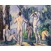 Bathers. By Paul Cezanne
