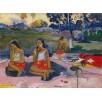 Sacred Spring (Nave Nave Moe). By Paul Gauguin