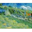 Cottages. By Vincent van Gogh