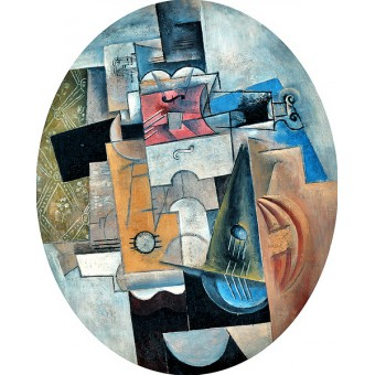 Musical Instruments. By Pablo Picasso
