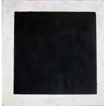 Black Square. By Kazimir Malevich