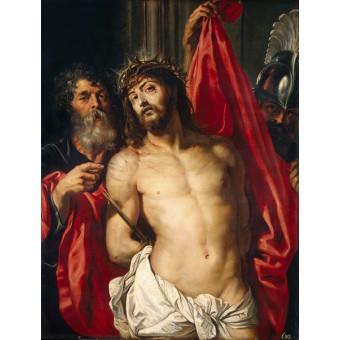 Crown of Thorns (Ecce Homo). By Pieter Paul Rubens