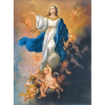 The Walpole Immaculate Conception. By Bartolome Esteban Murillo