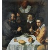 Luncheon. By Diego Velazquez