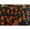 Group Portrait of the Amsterdam Shooting Corporation. By Jacobsz Dirck