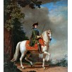 Equestrian Portrait of Catherine II. By Virgilius Erichsen
