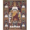 Buddha in Vajrasana