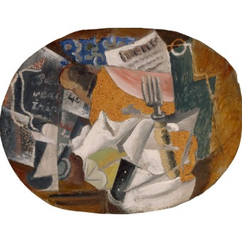 Tavern. By Pablo Picasso
