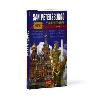 """Guidebook """"St. Petersburg"""""""