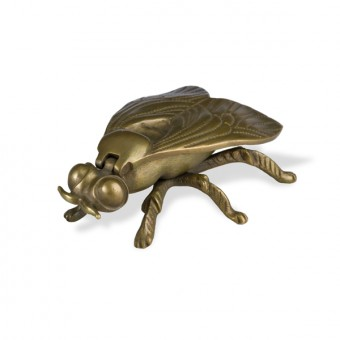 Ash-Tray Shaped as a Fly