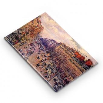 "Magnet ""Boulevard Montmartre in Paris"""