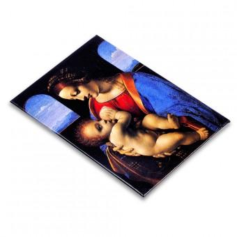 "Magnet ""Madonna and Child (The Litta Madonna)"""