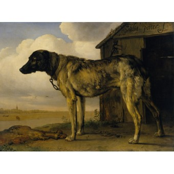 Wolf-Hound. By Paulus Potter
